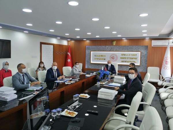 2020 yılı Uzman Yardımcılığı Tez Savunma Toplantısı Yapıldı.