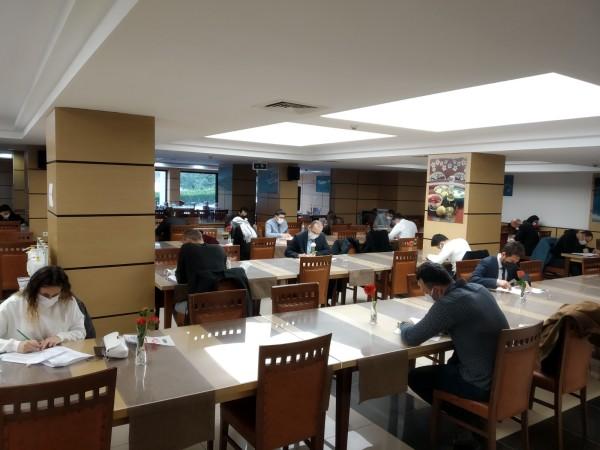 2021 Yılı  Aday Memur Temel Eğitimi Sınavı Yapıldı.